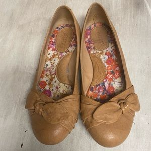 """Born Ballet Flats With Bow """"Molly"""""""